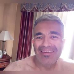 48 years old  men